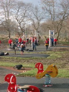 kirkhill community park