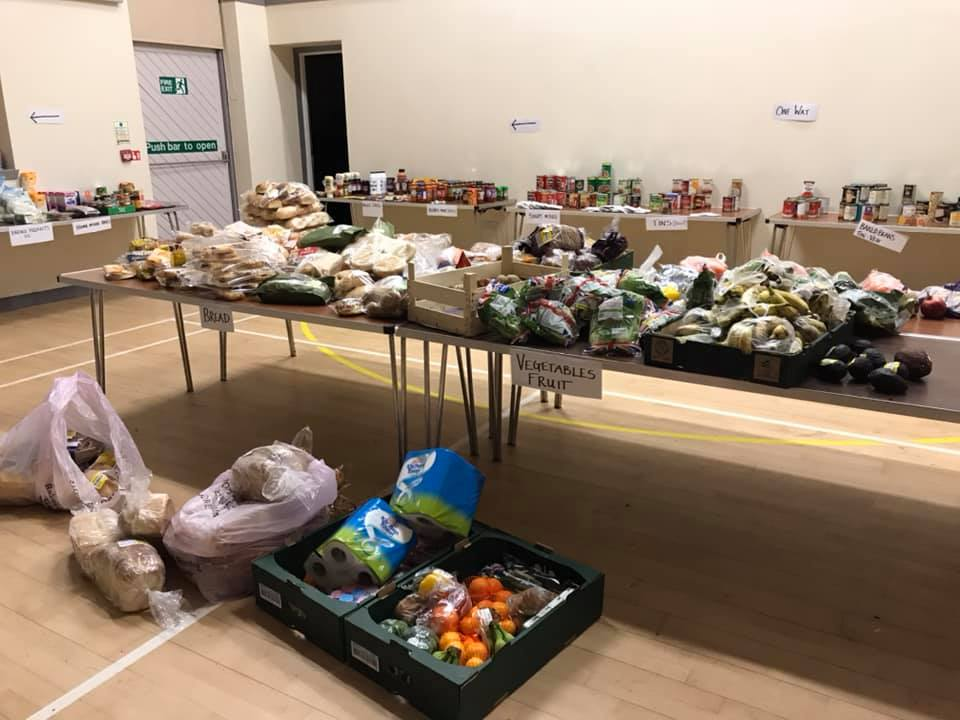 Kirkhill Community Cupboard